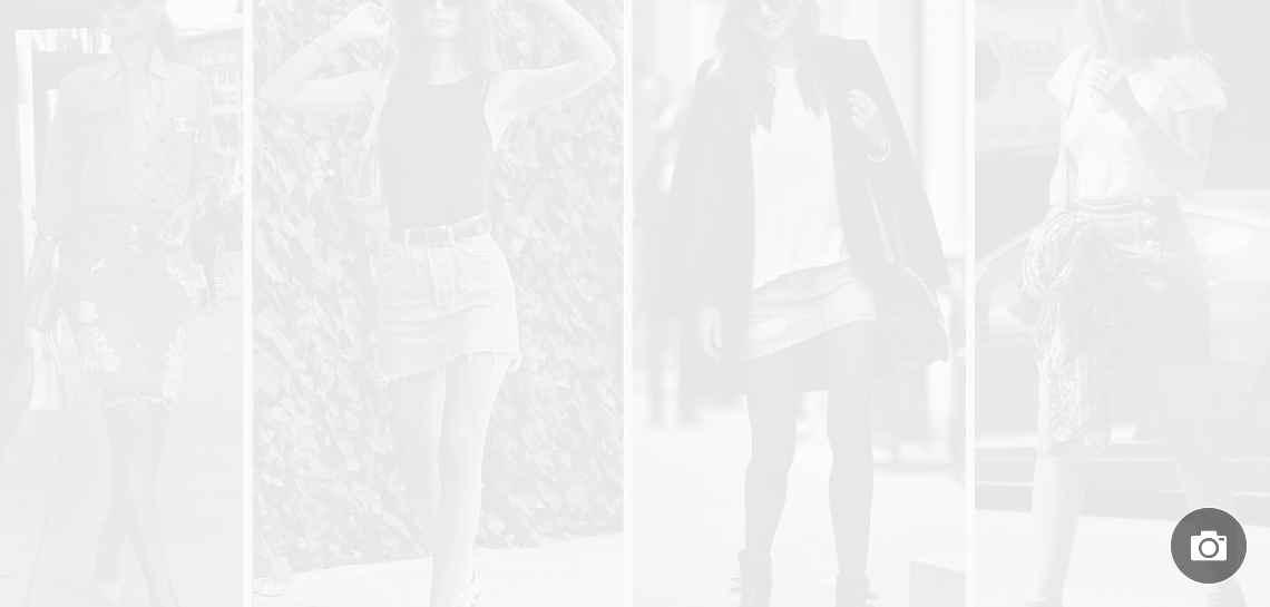 Правилният начин да носите дънкова пола (ГАЛЕРИЯ)