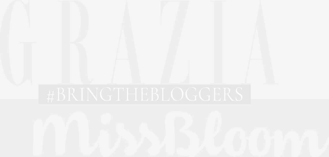 #BringTheBloggersVol.3 се отлага поради обстановката в страната