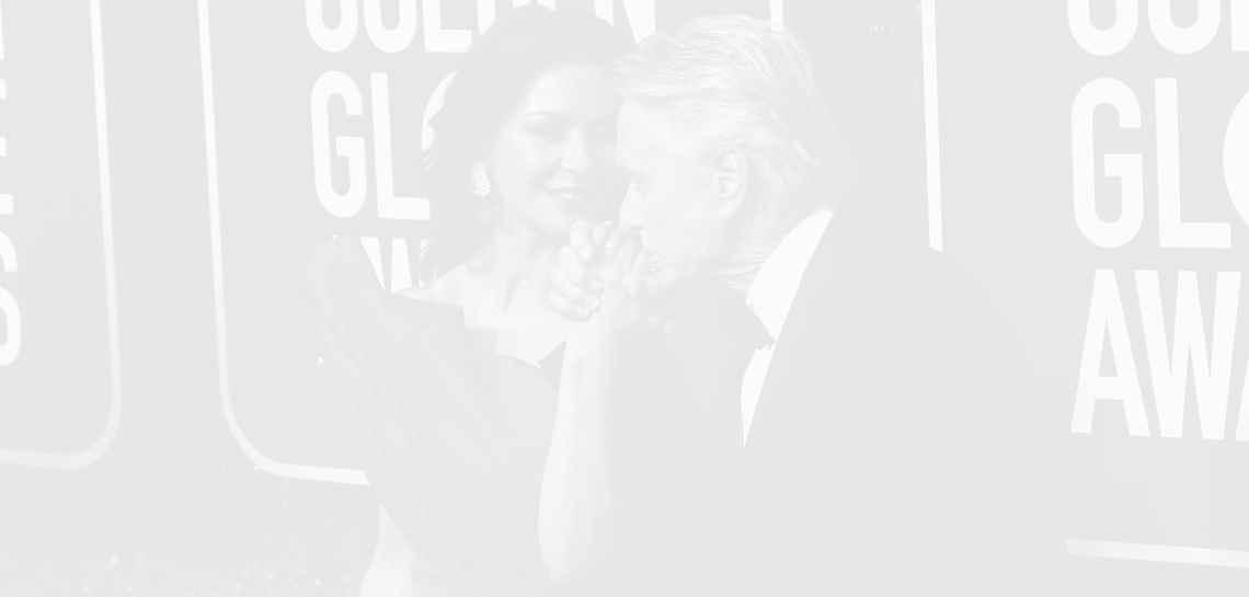 Катрин Зита-Джоунс и Майкъл Дъглас отпразнуваха 20 години любов