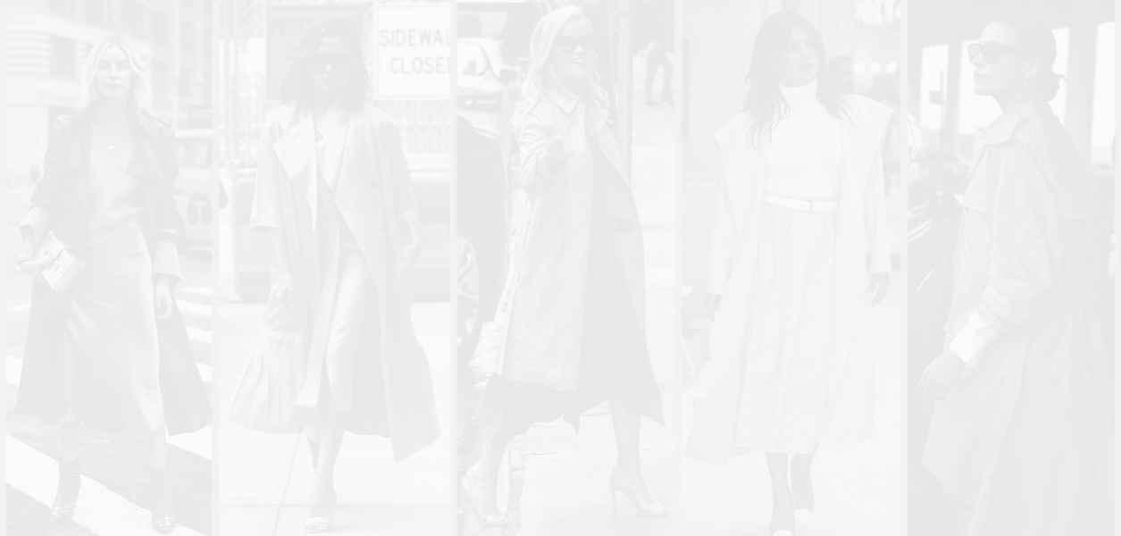 Време за есенна мода! Палто, тренчкот или просто яке?