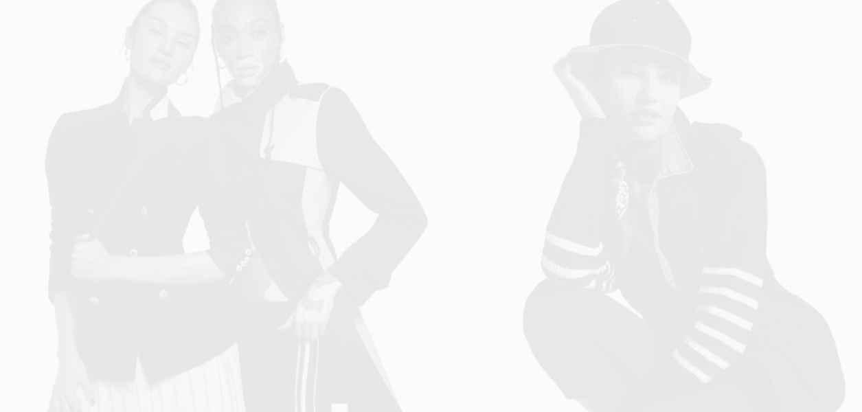 Уини Харлоу и Кандис Суейнпоул са новите икони на Tommy Hilfiger