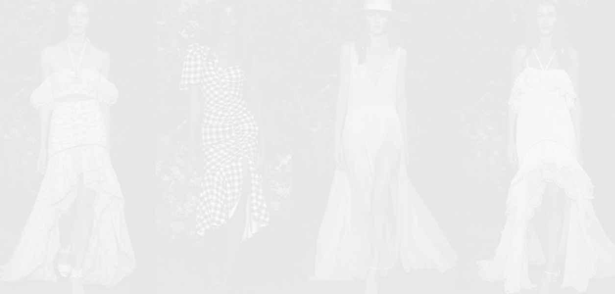 Ефирни и женствени - предложенията за пролет/лято 2019 на Джонатан Симкай