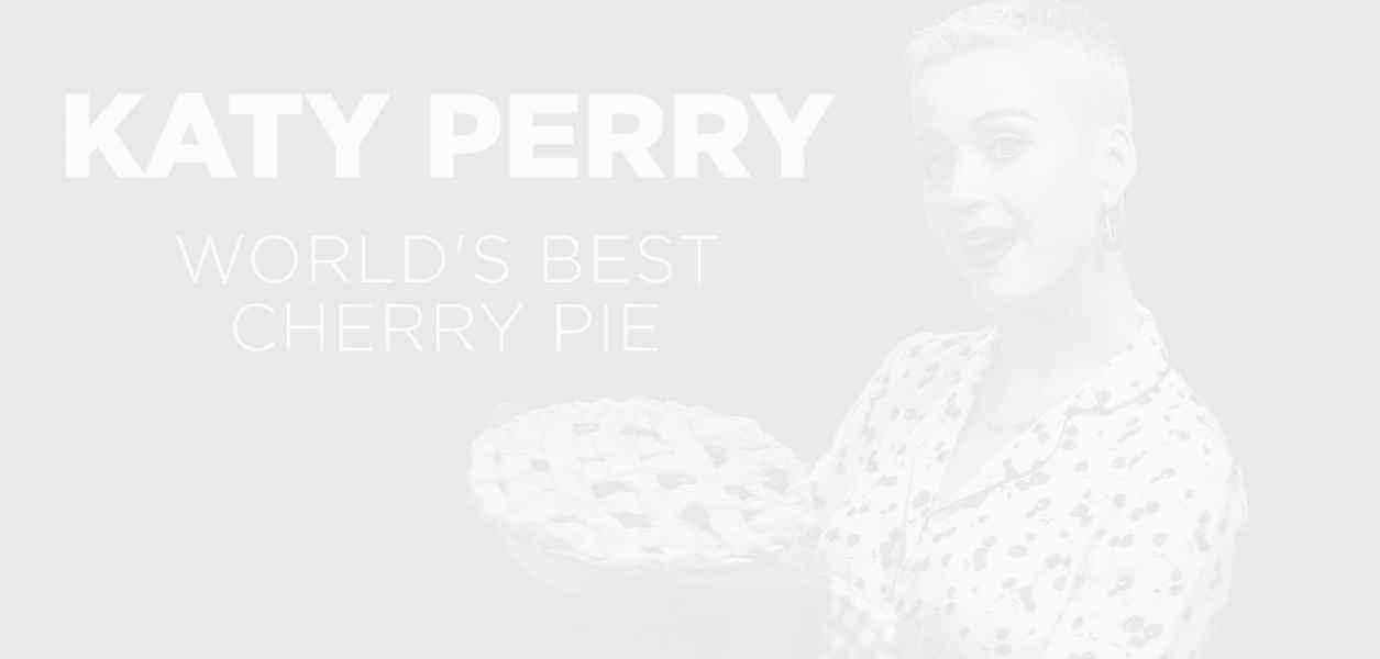 Черешовият пай на Кейти Пери