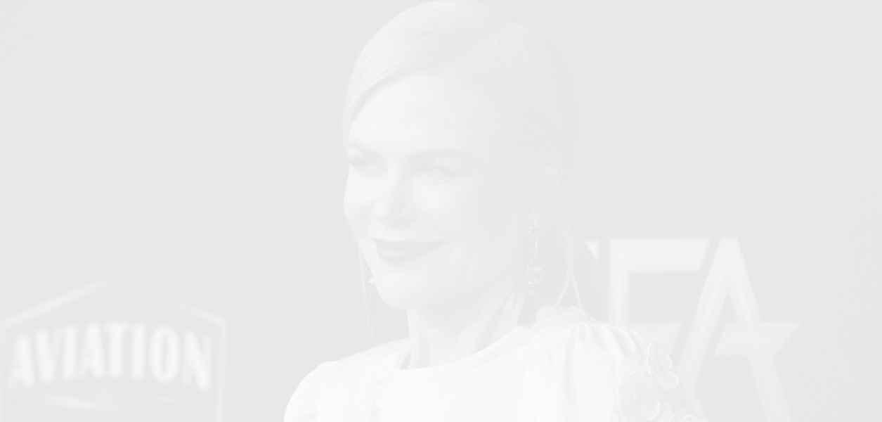 Бяло съвършенство: Никол Кидман на The Hollywood Film Awards
