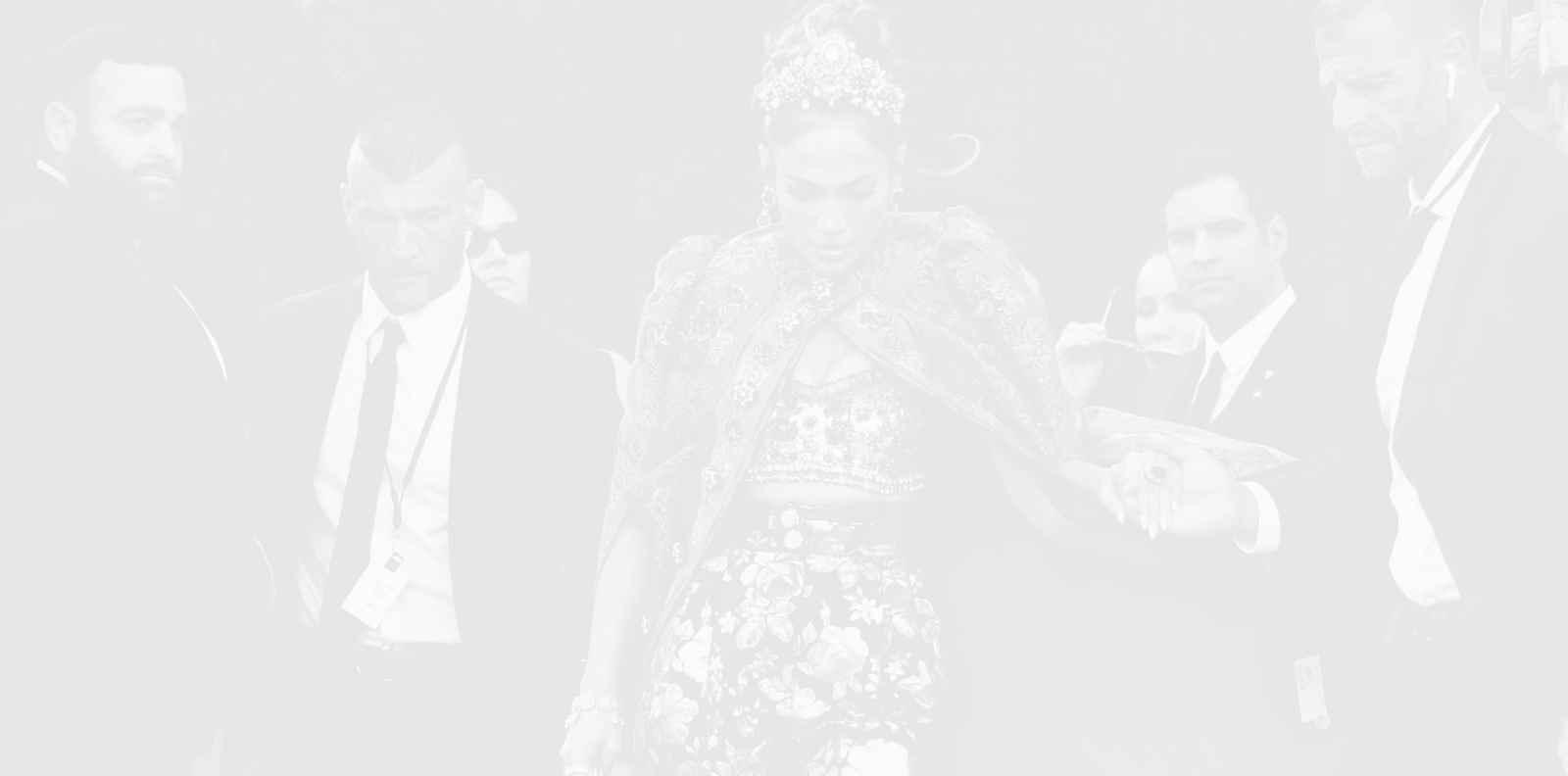Стилът на гостите на Dolce & Gabbana... О, БОЖЕ МОЙ!