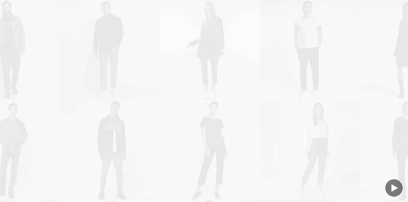 Изкуствен интелект генерира изображения на модели в дрехи