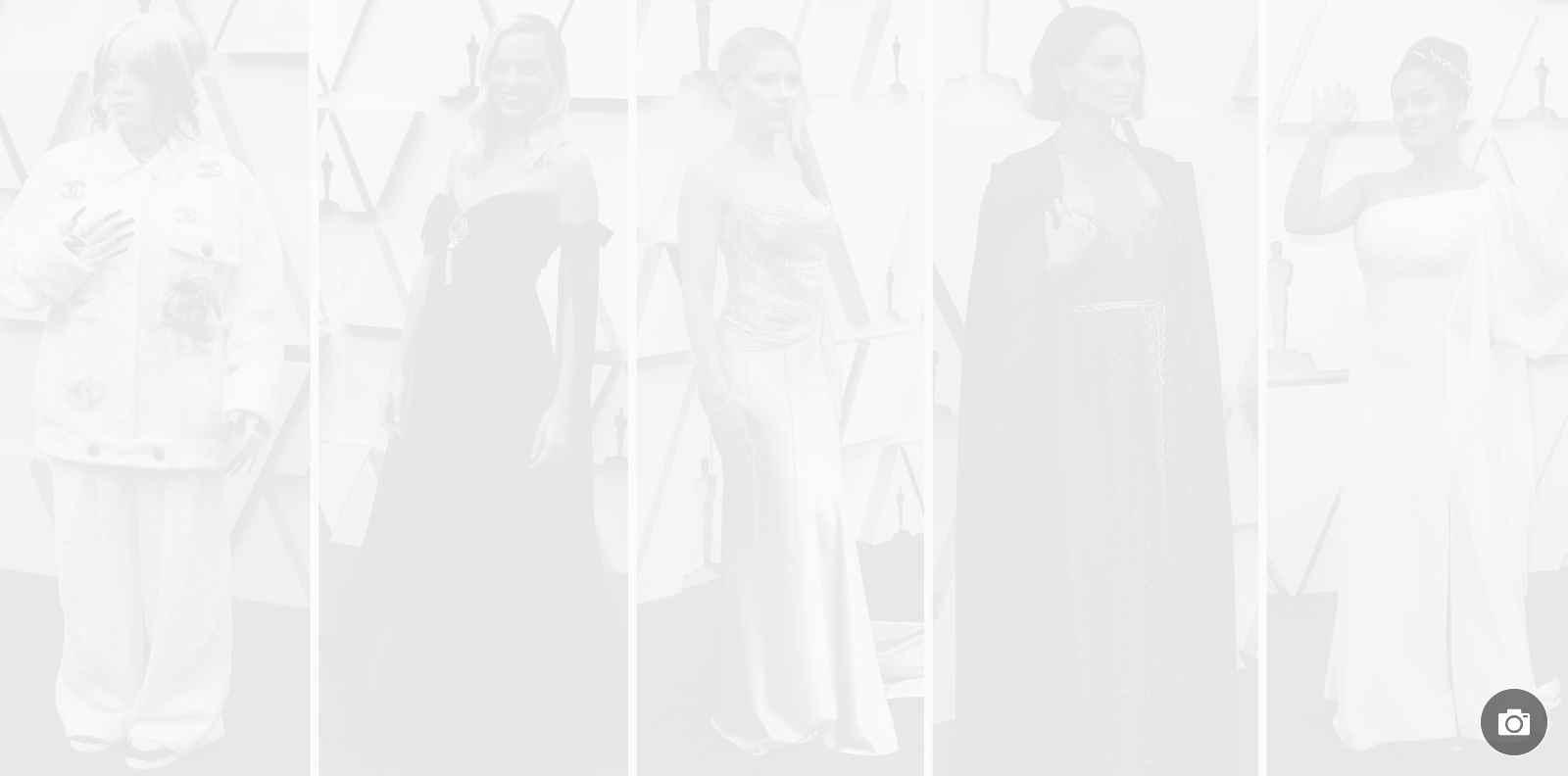 Разходка по червения килим на Оскарите