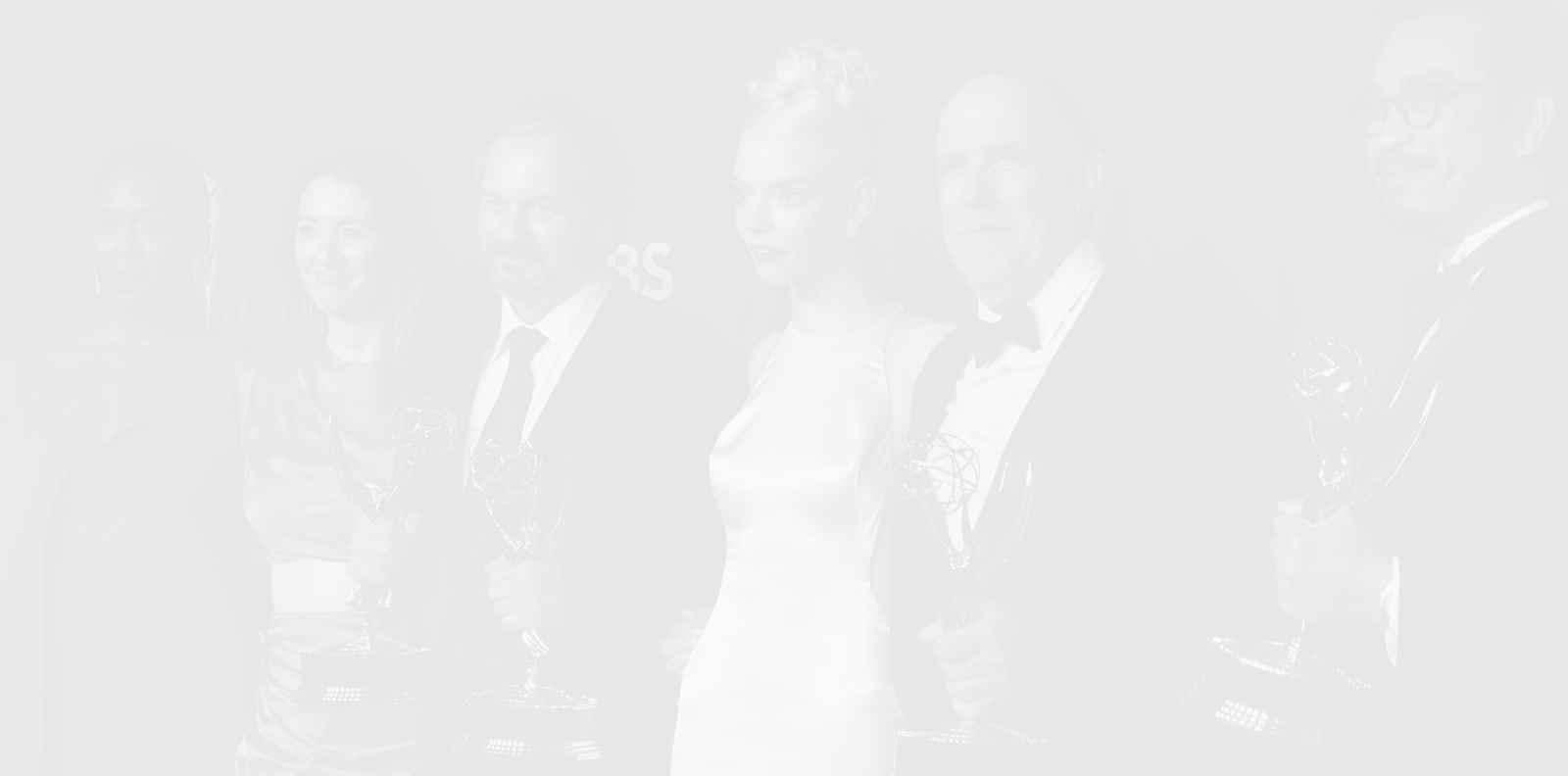 """Големите победители & червеният килим на наградите """"Еми"""""""
