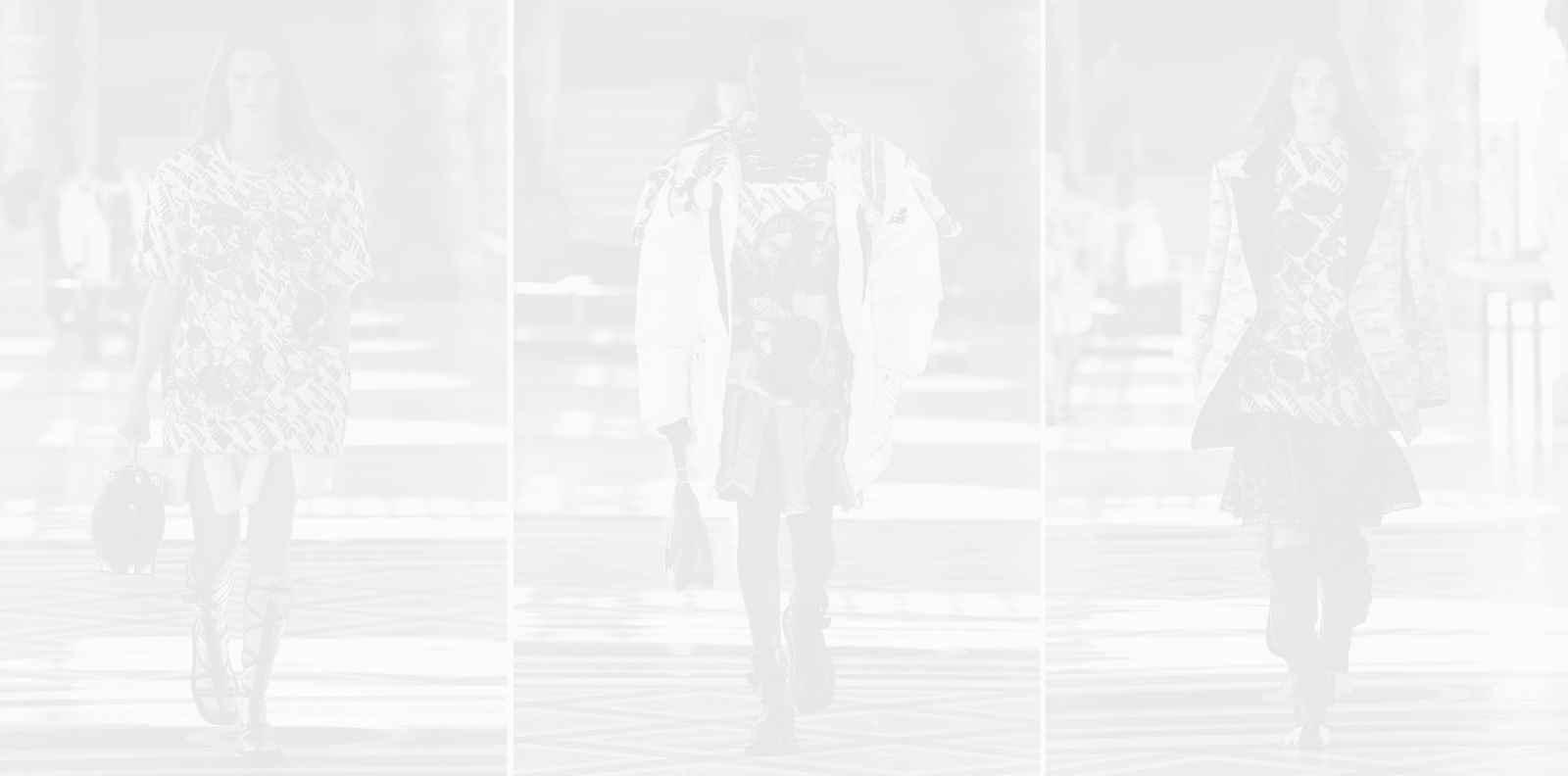 Louis Vuitton ни кани на оптимистично пътуване във времето