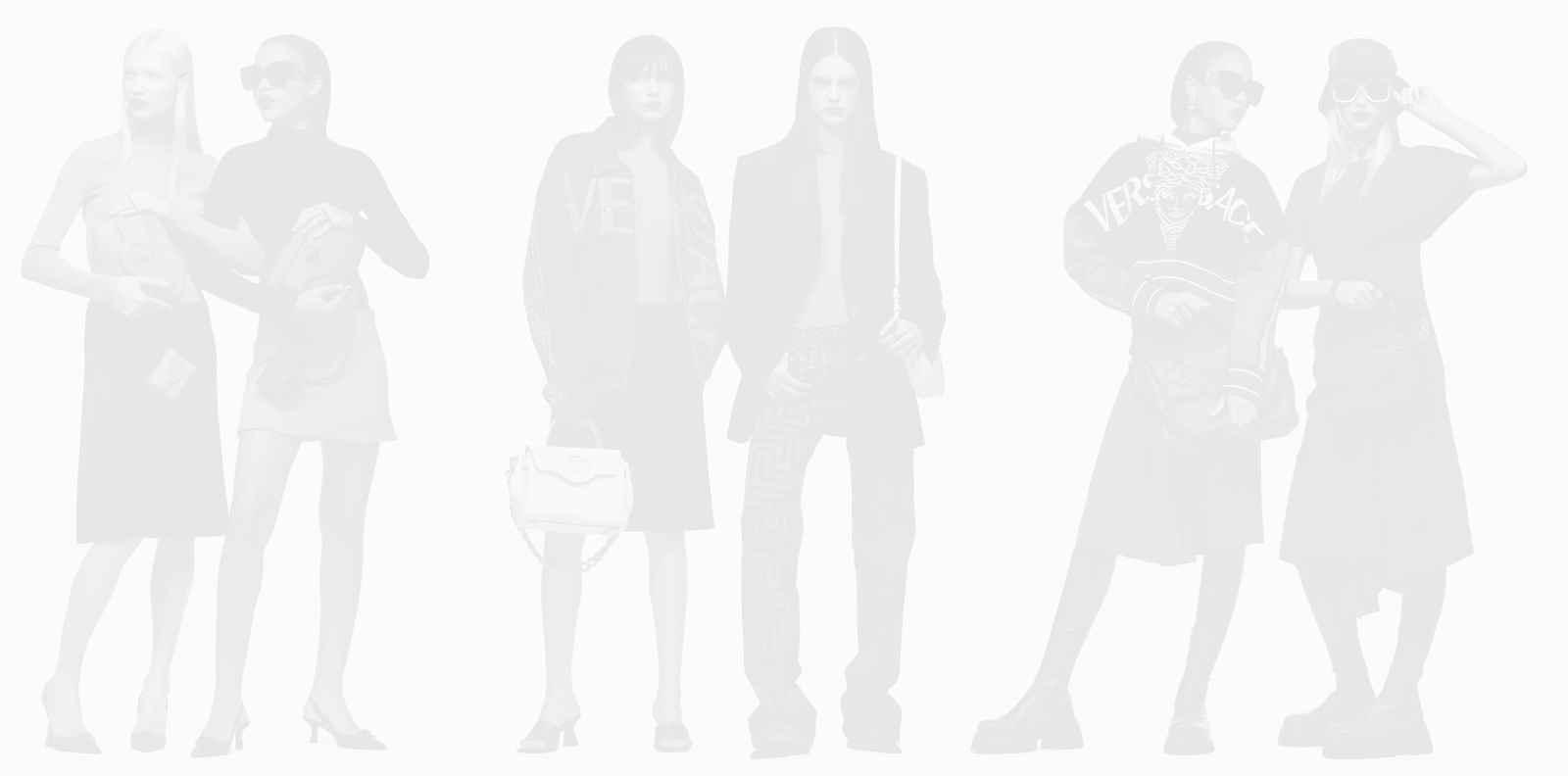 Новият high fashion блясък на Versace