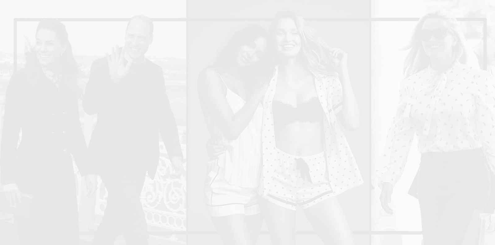 Рийз Уидърспуун, Кейт Мидълтън и 23 други модни вдъхновения за Свети Валентин