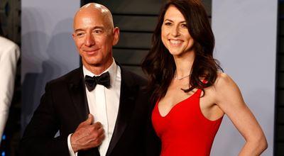 Бившата съпруга на Джеф Безос е най-богатата жена в Америка