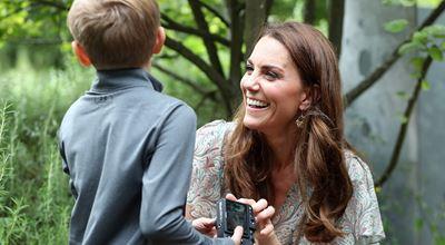 Кейт Мидълтън открива център в подкрепа на децата