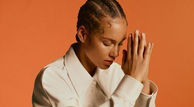 Алиша Кийс представя седмия си студиен албум - ALICIA