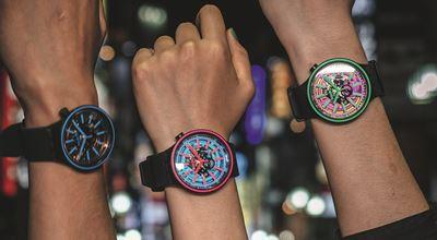 Градско приключение с часовниците, които винаги ни карат да искаме още