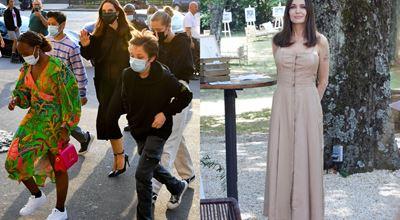 Всичко, което Анджелина Джоли облече за парижкото си пътуване