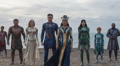 """""""Вечните"""" са готови да предефинират киновселената на Marvel"""