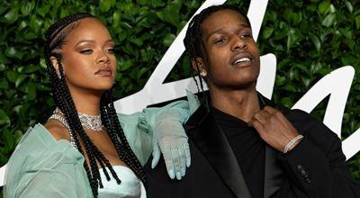 A$AP Rocky ли е новият мъж до Риана?