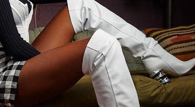 18 идеи как да носите ботуши до и над коляното