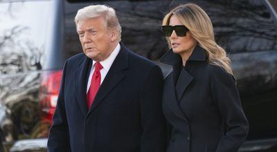 Мелания Тръмп се сбогува с Белия дом