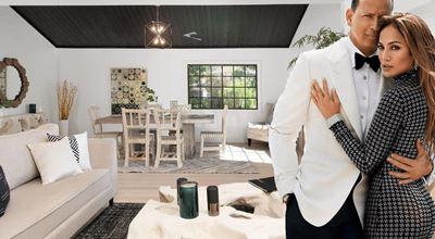 Вижте новото имение на Джей Ло и Алекс Родригес в Сан Фернандо (ГАЛЕРИЯ)