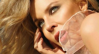 Кайли Миноуг пуска на пазара специално провансалско розе