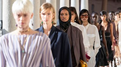 Най-интересните моменти от Седмицата на модата в Милано