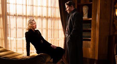 Брадли Купър и Кейт Бланшет са измамници в новия филм на Гийермо дел Торо