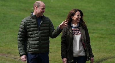 Уилям и Кейт не мислят за дете, фокусират се върху работата