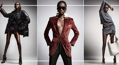 Tom Ford никога не е бил по-badass в модните си виждания