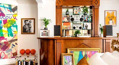 Уил Смит предлага къщата си в Airbnb (ГАЛЕРИЯ)