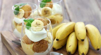 Домашен бананов пудинг