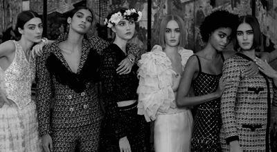 Chanel Haute Couture: Когато семейството срещне висшата мода