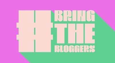 Време е за #BringTheBloggers Vol.6!