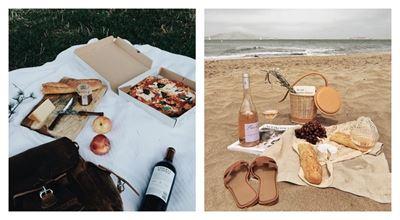Идеи за ден на открито... Новата тенденция е пикник с пица!