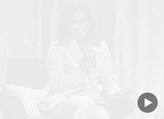 Всички говорят за последната реч на Мишел Обама. Има защо!