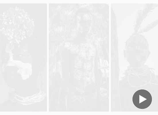Племето Каро, за което рисунките по тялото са ЖИВОТ, а белезите - СИЛА