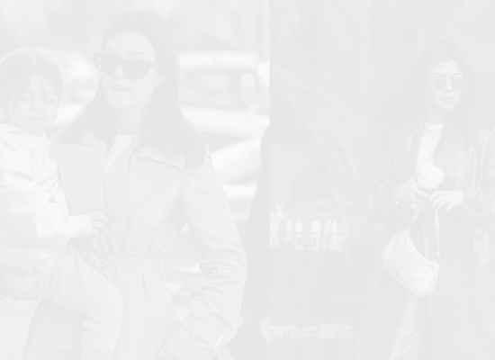 Street style вдъхновение: Кортни Кардашиян в сиво и карамел