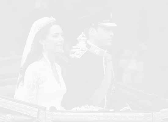 Коя е любимата сватбена снимка на Кейт Мидълтън?