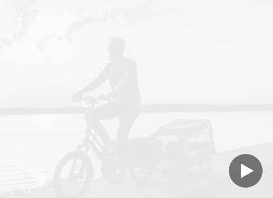 Товарен електрически велосипед заменя автомобила