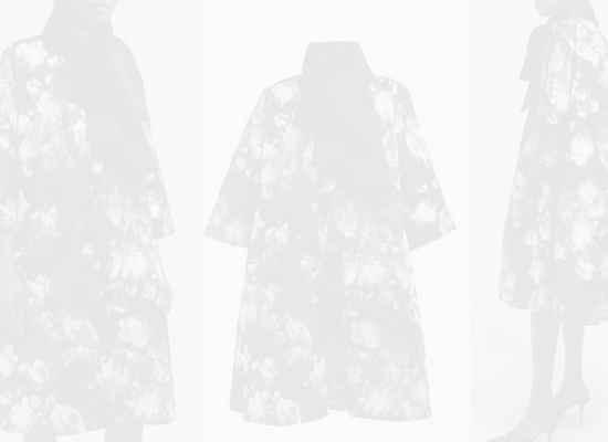 Палтото Richard Quinn – за тези, които емоционално не са готови да срещнат есента
