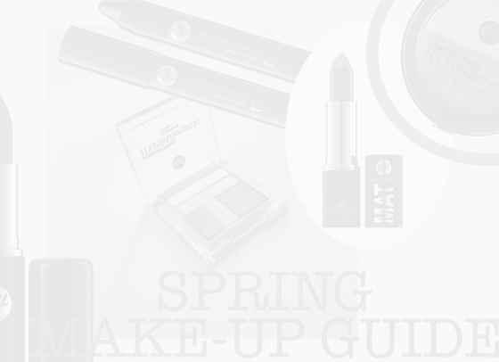 Новият брой на GRAZIA - с куп грим изненади за вълнуваща пролет