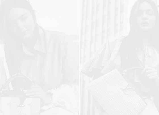 Миранда Кер и старите нови чанти Louis Vuitton