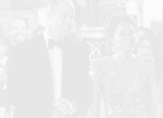 Принц Уилям и Кейт Мидълтън отново на червения килим
