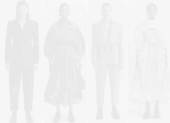 Less is more, когато говорим за Alexander McQueen
