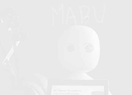 Домашното роботче Mabu контролира приема на лекарства у дома