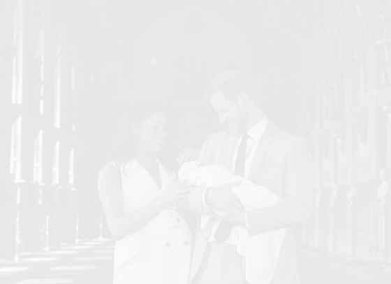 Целувката на мама: трогателен рядък кадър на Меган Маркъл с Арчи