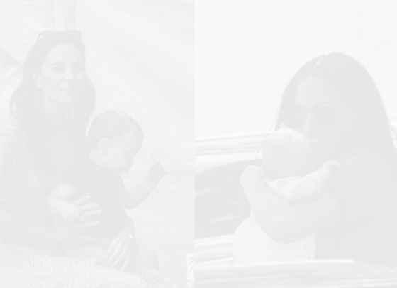 Първи кадри: Меган Маркъл и Кейт Мидълтън на разходка с децата в Бъркшир